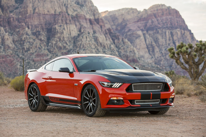 Mustang EcoBoost gets Shelby GT performance pack