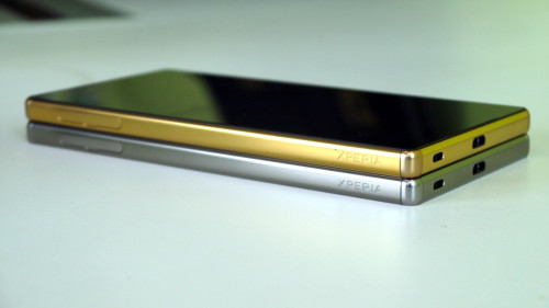 Sony Xperia Z5 Premium hands-on with 4K display