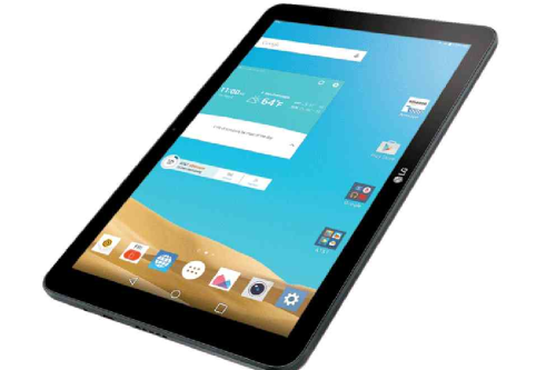 LG G Pad X 10.1 released to AT&T with 4G LTE