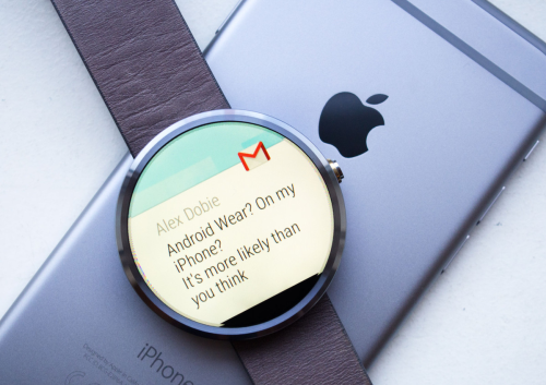 Google's Android Wear for iPhone app gets official