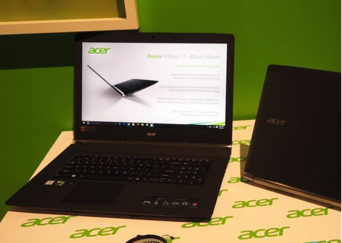 Acer Predator gaming line expands: tablet, notebooks, desktop gaming