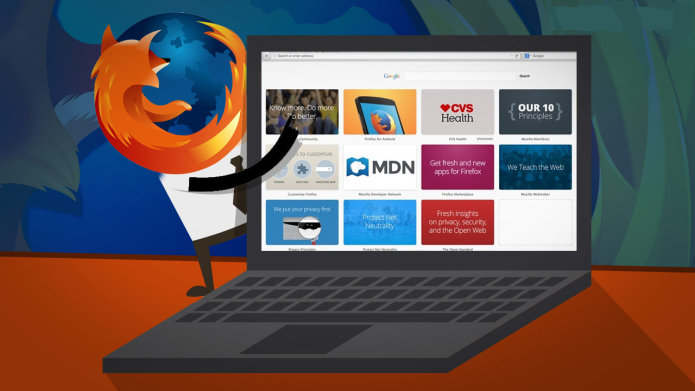 Like it or not, Firefox Suggested Tiles have arrived