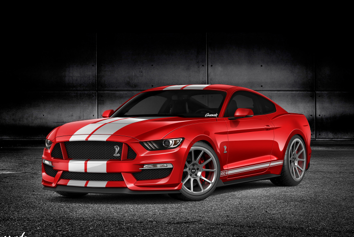 2016 Ford Shelby GT350 Mustang First Drive – Golden Pony