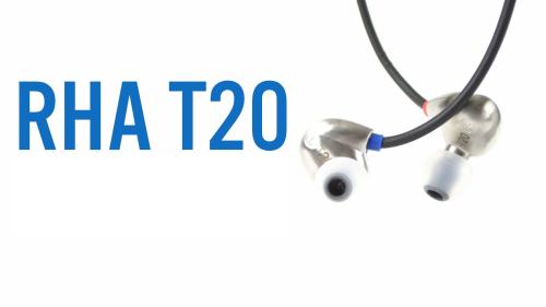 RHA T20 review