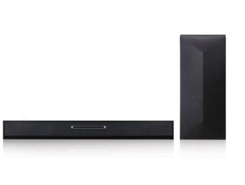 LG LAB550W review