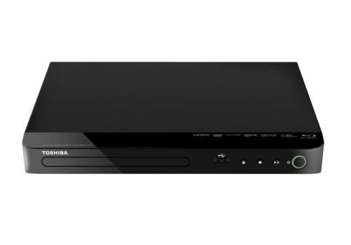 Toshiba BDX2550 review