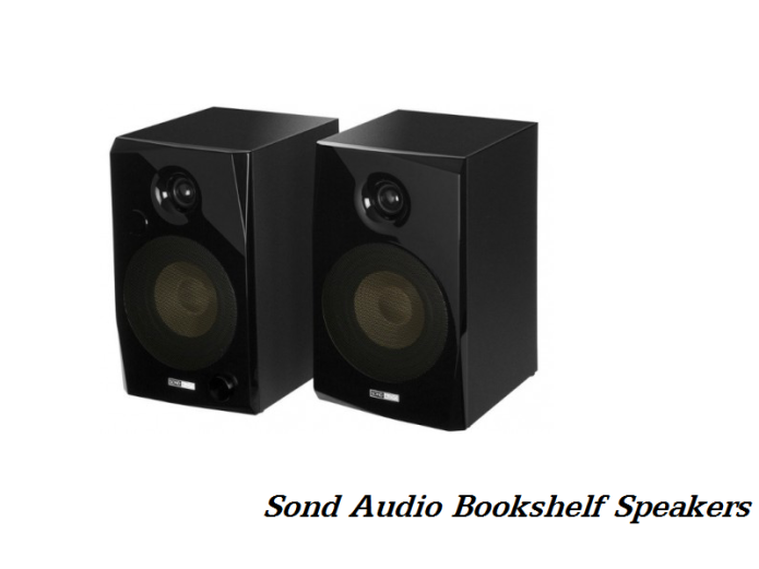 Sond Audio Bookshelf Speakers review