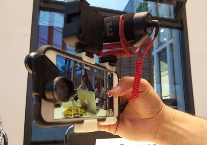 olloclip Studio at IFA 2015: hands-on with mobile creativity