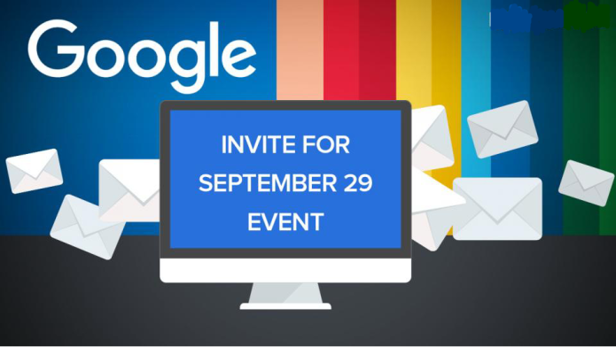 What to Expect of Google's September 29 Event