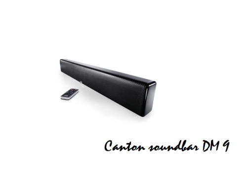 Canton DM 9 review