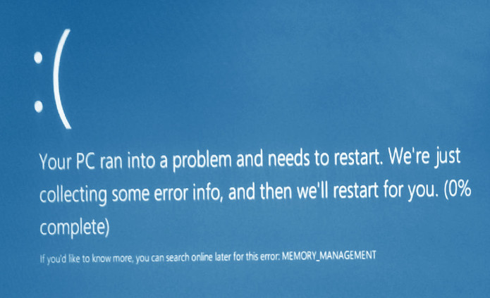 How to fix Windows 10 blue screen of death: Common cures for crashes in Windows 10