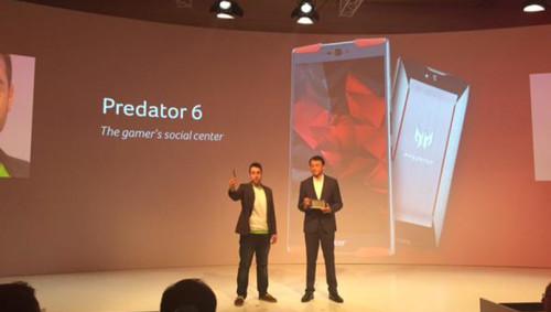 Acer's Predator 6 is the gamer's deca-core Android