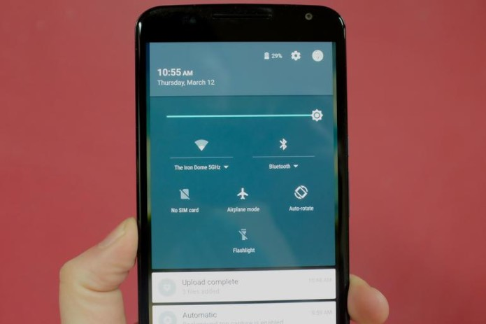 How the new Wi-Fi, Bluetooth quick toggles work in Android 5.1