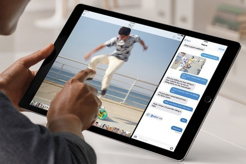Apple iPad Pro Supersizes The Tablet For Laptop-Like Productivity