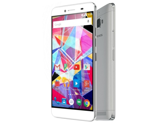 ARCHOS DIamond Plus smartphone makes it just in time