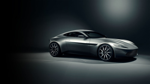 Aston Martin DB9 GT Bond Edition includes custom luggage and a watch