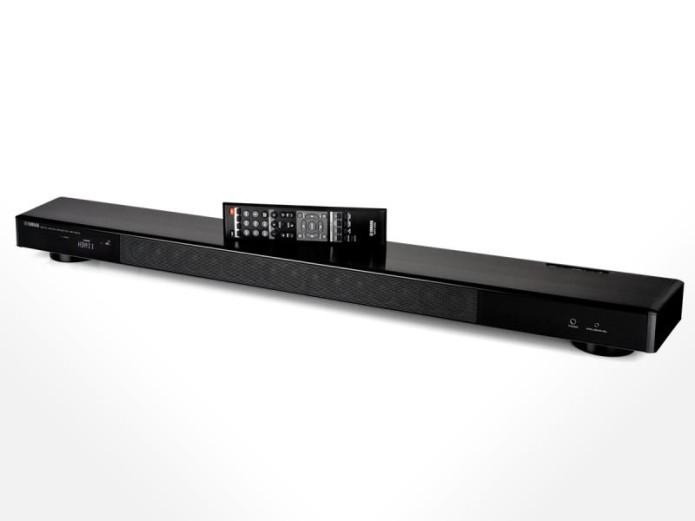Yamaha YSP-2500 review