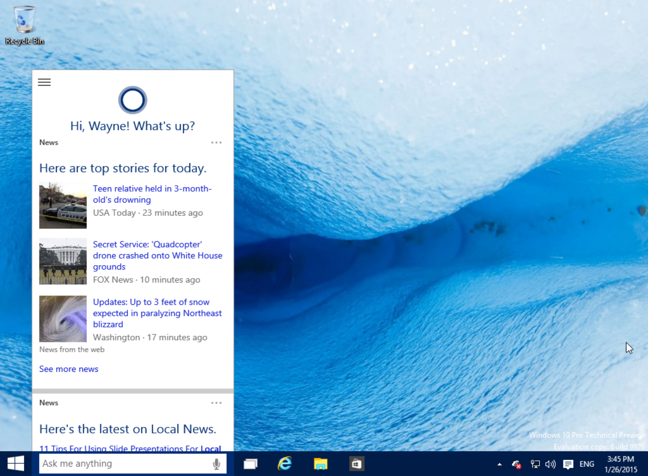 Why isn't Cortana available on my Windows 10 PC? How to