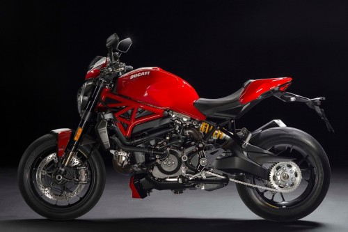 Ducati Monster 1200 R Goes From Standstill To 60 In 3.2 Seconds