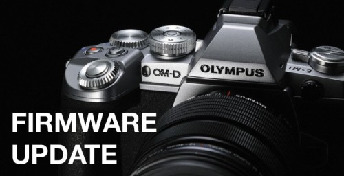 Olympus updates OM-D range with feature firmware