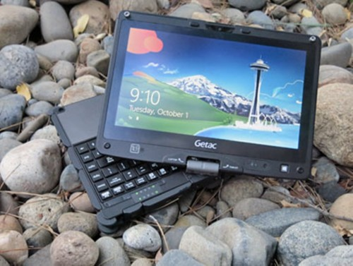 Getac V110 Review