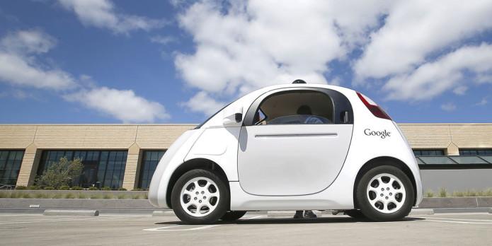 European exec: Google has no plans to be a car maker