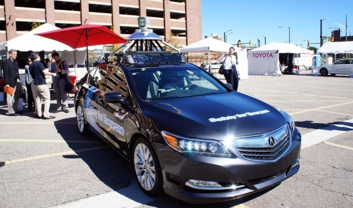 Honda gets California OK for autonomous cars on public roads