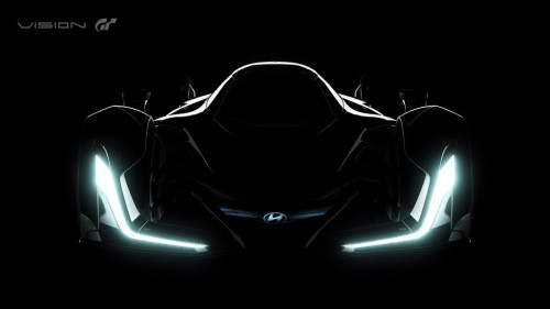 Hyundai N 2025 Vision Gran Turismo debuts at Frankfurt Motor Show