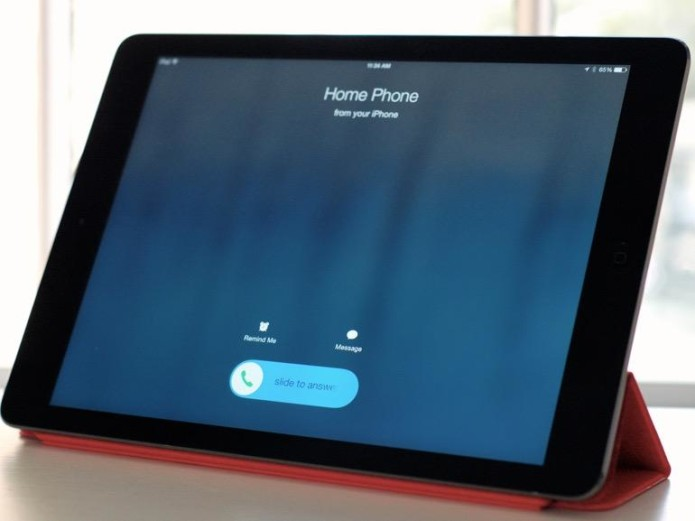 How to disable phone calls on your iPad
