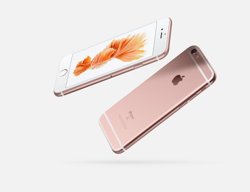 iPhone 6s hands-on: Rose Gold, 3D Touch, 12MP Camera