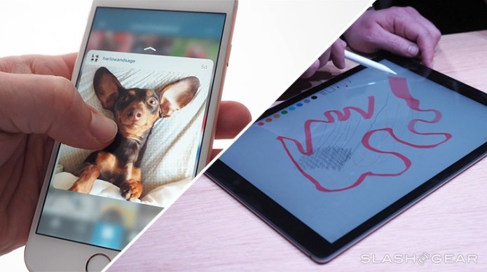 iPhone 6s and iPad Pro: every hands-on video you need