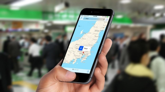 How to get transit directions using Maps in iOS 9
