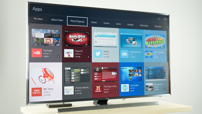 Samsung Smart TV 2015 review