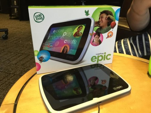 Leapfrog Epic review: Good software, but the hardware is behind the times and it's too expensive