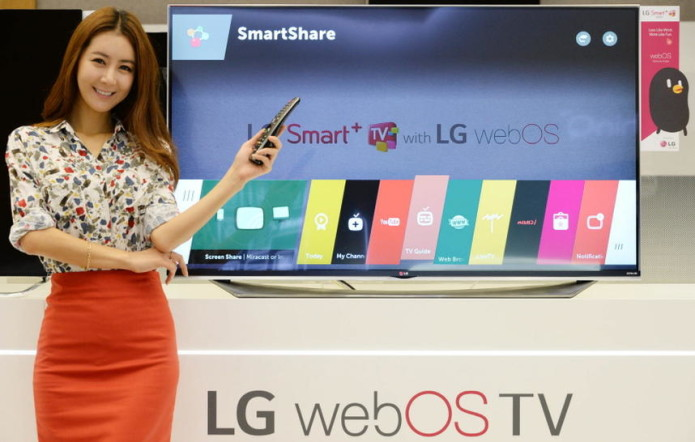 LG webOS 2.0 review
