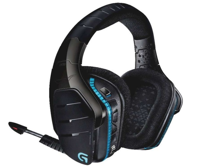 Logitech's G933 Artemis Spectrum Gaming Headset Can Connect To Three Audio Sources At The Same Time