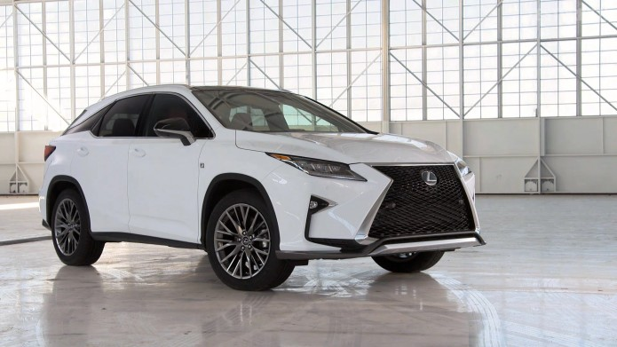 2016 Lexus RX first drive – Best-seller goes bold