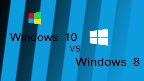 Windows 8 vs Windows 10 comparison: What's the difference between Windows 10 and Windows 8? New features in Windows 10, and why you should upgrade from Windows 8 to Windows 10