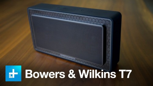 Bowers & Wilkins T7 review