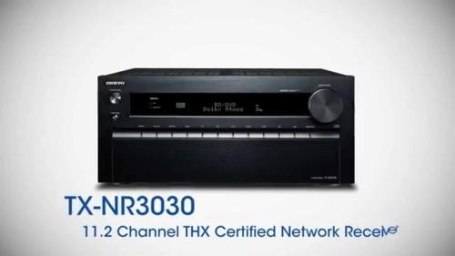 Onkyo TX-NR3030 review