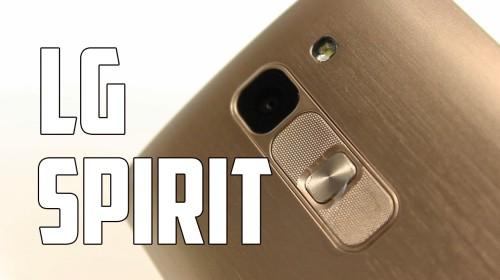 LG Spirit review