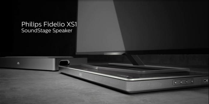 Philips Fidelio XS1 review