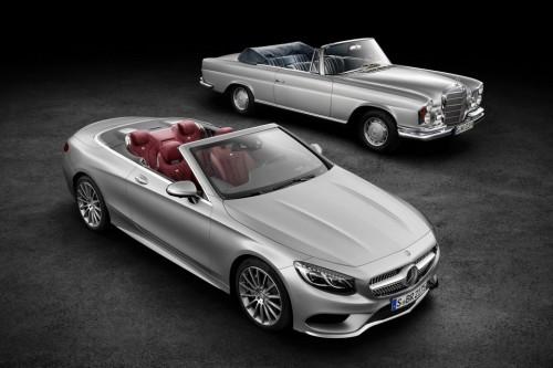 2017 Mercedes S-Class Cabriolet: Finally, A New Drop-Top Flagship