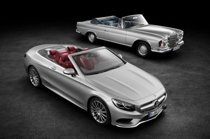 2017 Mercedes S-Class Cabriolet: Finally, A New Drop-Top Flagship