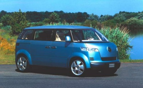 VW Microbus tipped to return with EV option