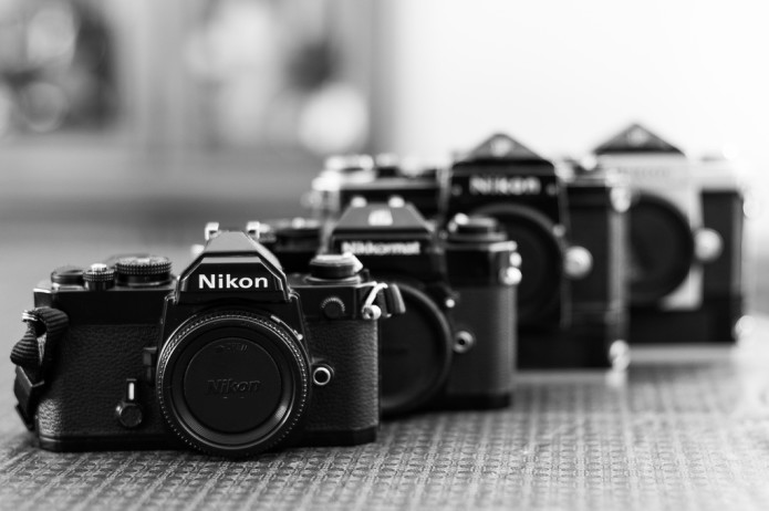 Nikon upcoming cameras – Nikon DF2, D5, D850, D2300 and P8000