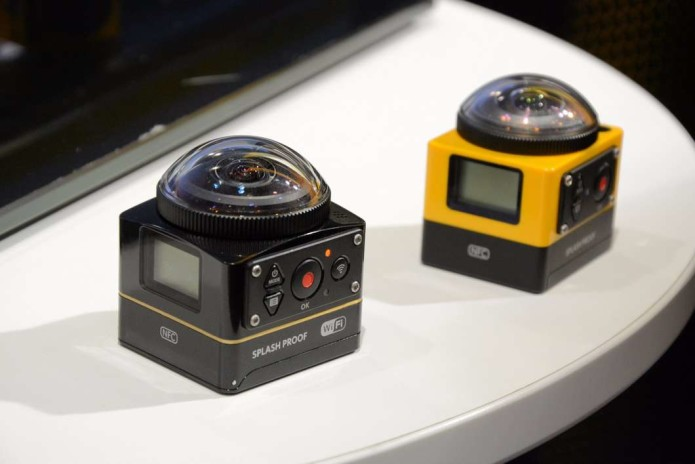 Kodak PixPro SP360 4K: A 360-Degree Action Camera
