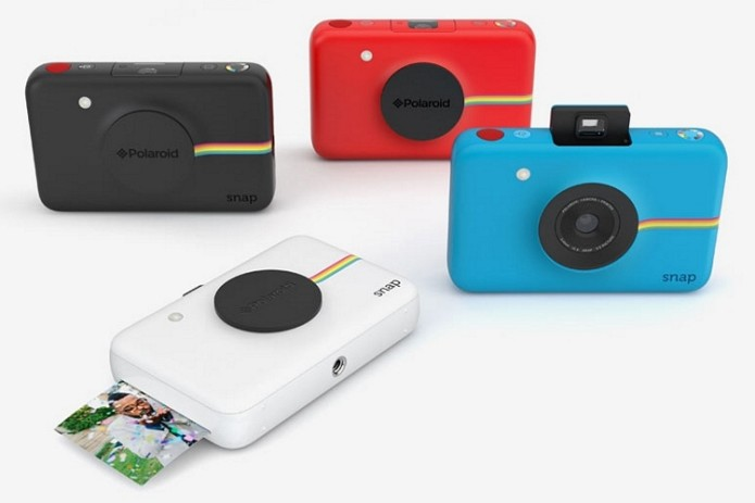 Polaroid Snap Revives Instant Print Photography With A Minimalist Point-And-Shoot