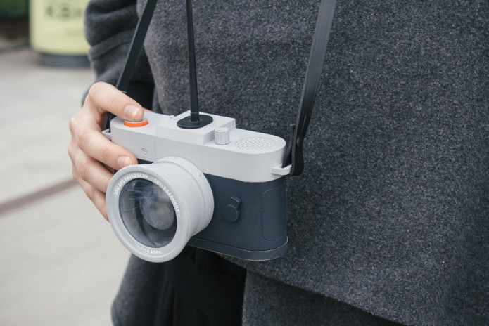Camera Restricta concept speculates about future of censorship