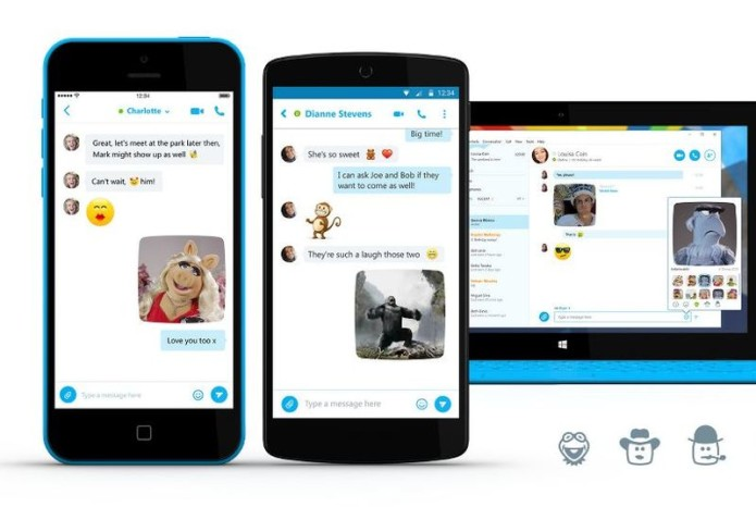 Skype Mojis add Muppets and more to your conversations